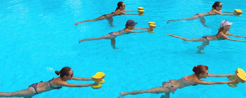 Lezione di Acqua Gym