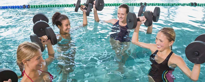Acqua Combat, la versione acquatica del kick boxing
