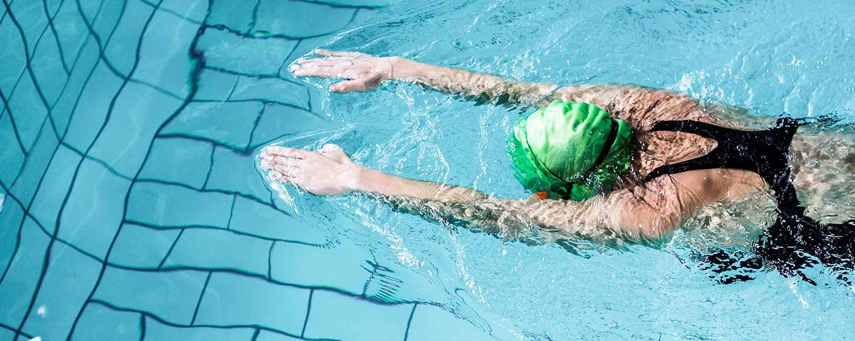 Lezioni private di nuoto per ogni età ed esperienza