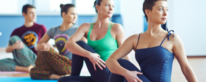 Yoga in sala