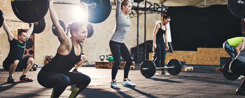 Strength Lab esercizi