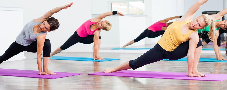 Yoga Energy, una lezione