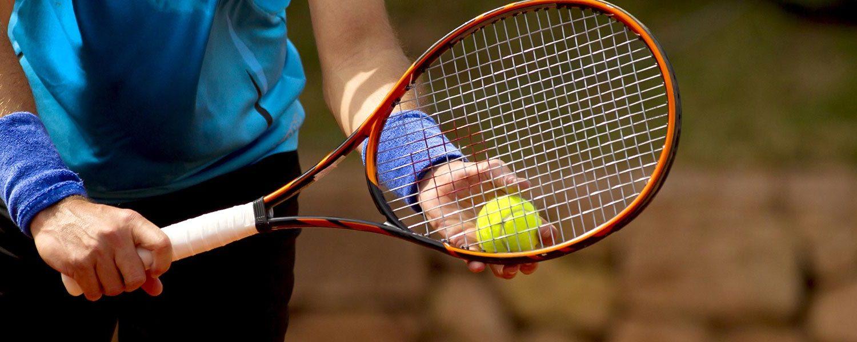 4 campi in cemento per il Tennis