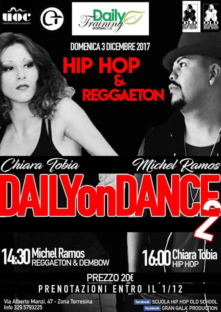 Daily on dance locandina