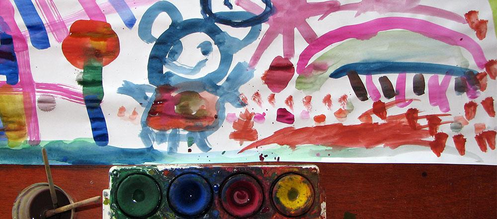 Amato Laboratori artistici per bambini | Daily Training Sporting Club IX06