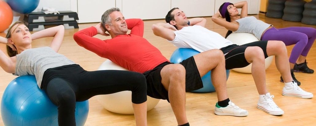 Palestra a Roma Nord Abdominal Fitball