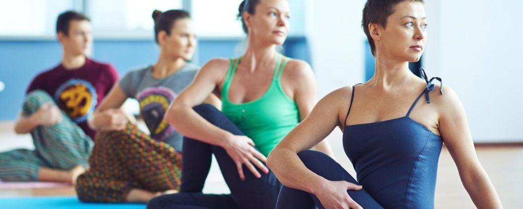Palestra Roma Nord Corsi di Yoga