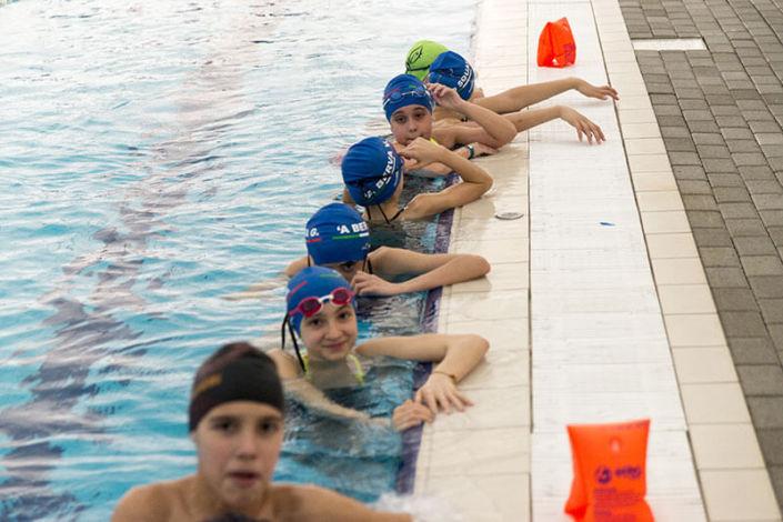 Corsi di Nuoto Bambini- Piscina Roma Nord