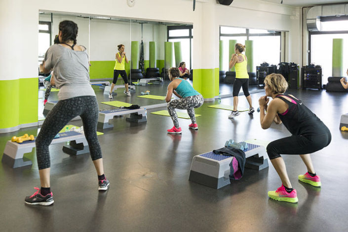 Corsi Total Body - Palestra Roma Nord