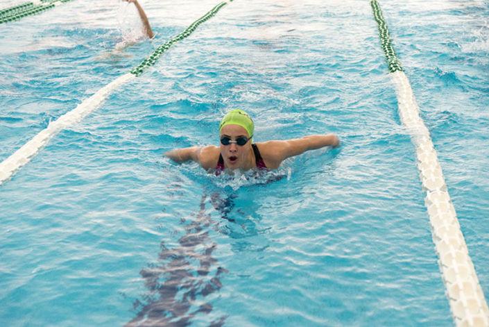 Nuoto Agonistico - Piscina Roma Nord