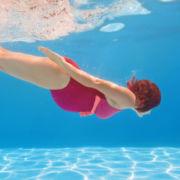 Nuoto in gravidanza Roma