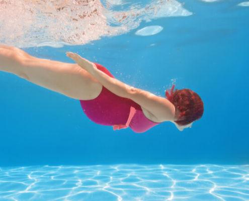 Benefici Nuoto in gravidanza