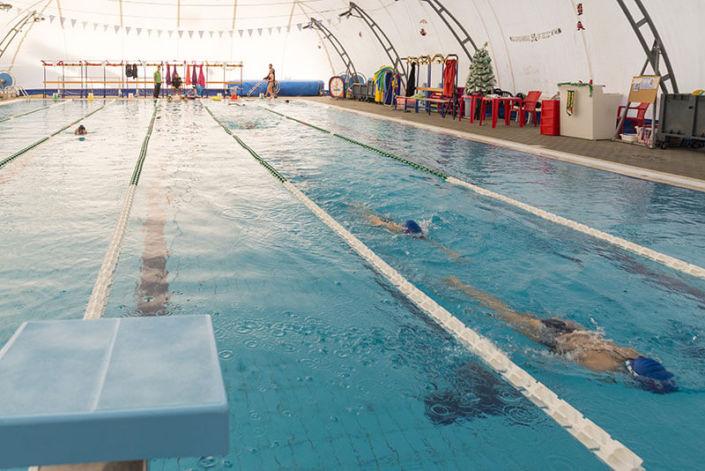 Nuoto Libero - Piscina Roma Nord