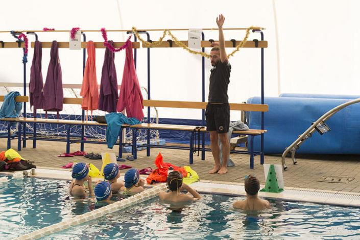 Scuola Nuoto per Bambini Roma Nord