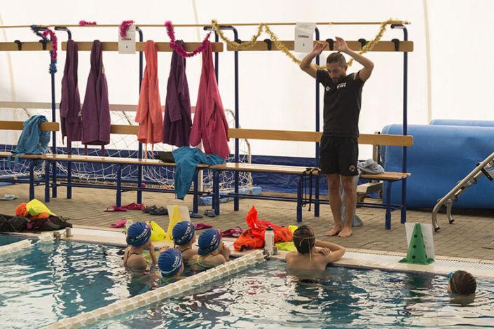 Scuola di Nuoto per Bambini Roma Nord