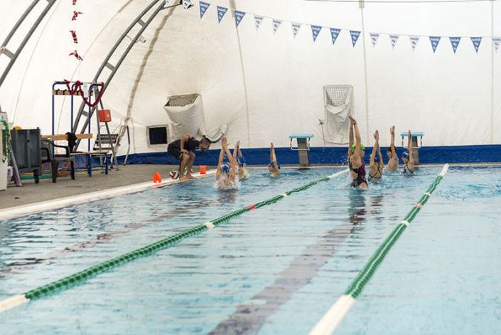 Scuola Nuoto Roma Nord - Nuoto Sincronizzato