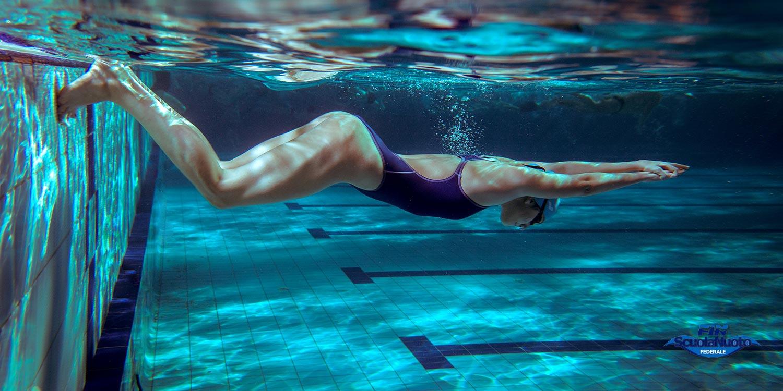 Scuola di Nuoto Federale a Roma Nord